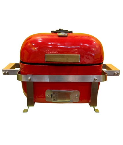 "18""  Kimstone Tabletop series kamado grill square"